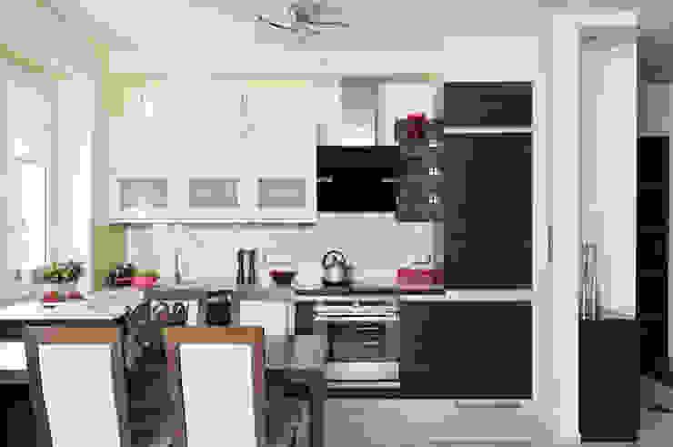 Cozinhas modernas por ARTEMA PRACOWANIA ARCHITEKTURY WNĘTRZ Moderno