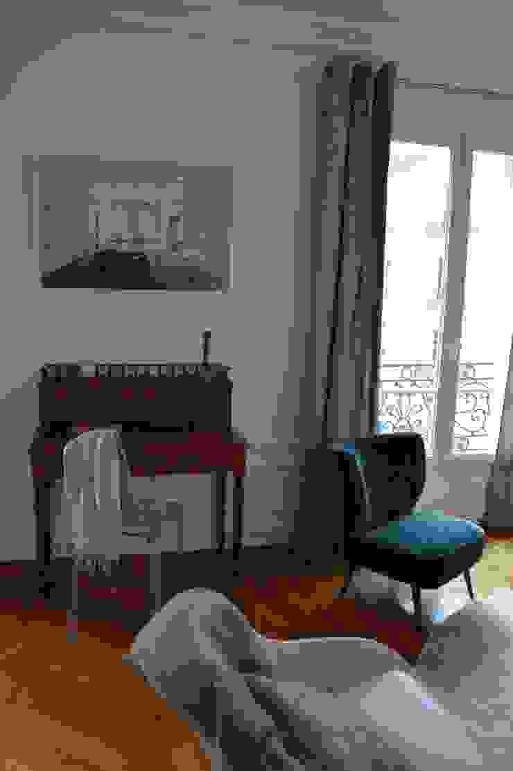 Salon haussmannien Parisdinterieur