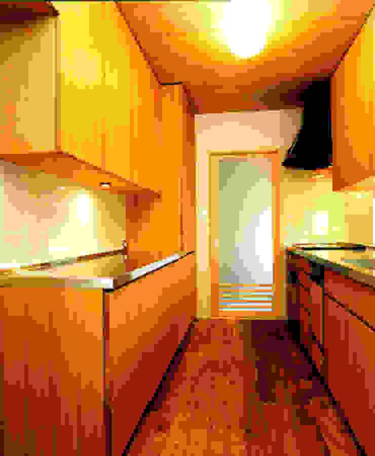 オリジナルキッチン オリジナルデザインの キッチン の 松井建築研究所 オリジナル