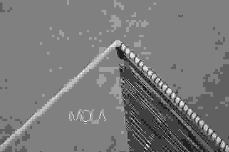 SILLÓN ARAÑA UNIVERSAL de MOLA Moderno Hierro/Acero
