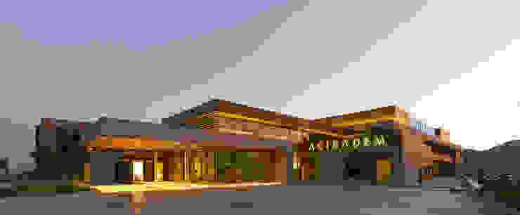 ACIBADEM BODRUM HASTANESİ Modern Hastaneler LİNA MİMARLIK Modern