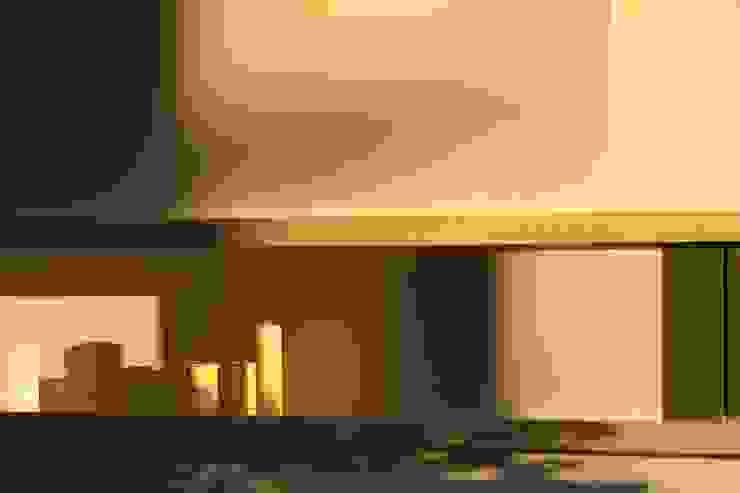 Modern Living Room by ŁUKASZ ŁADZIŃSKI ARCHITEKT Modern