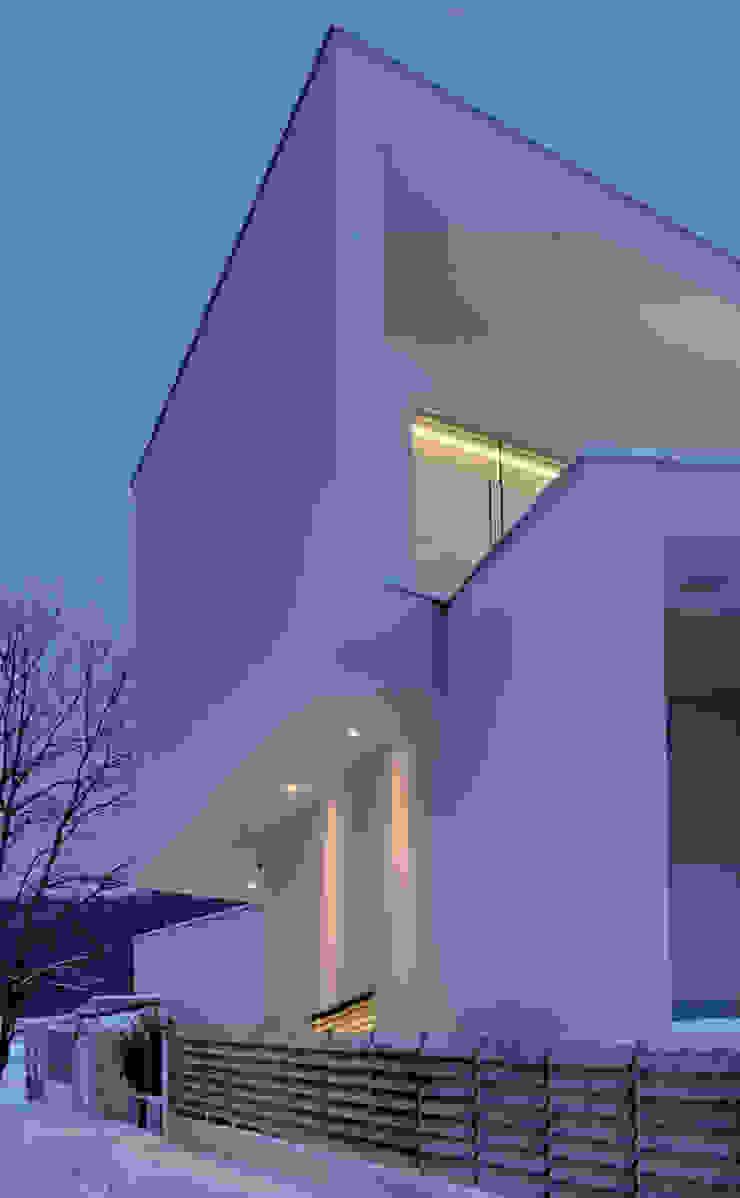 Anthrazitarchitekten Casas modernas
