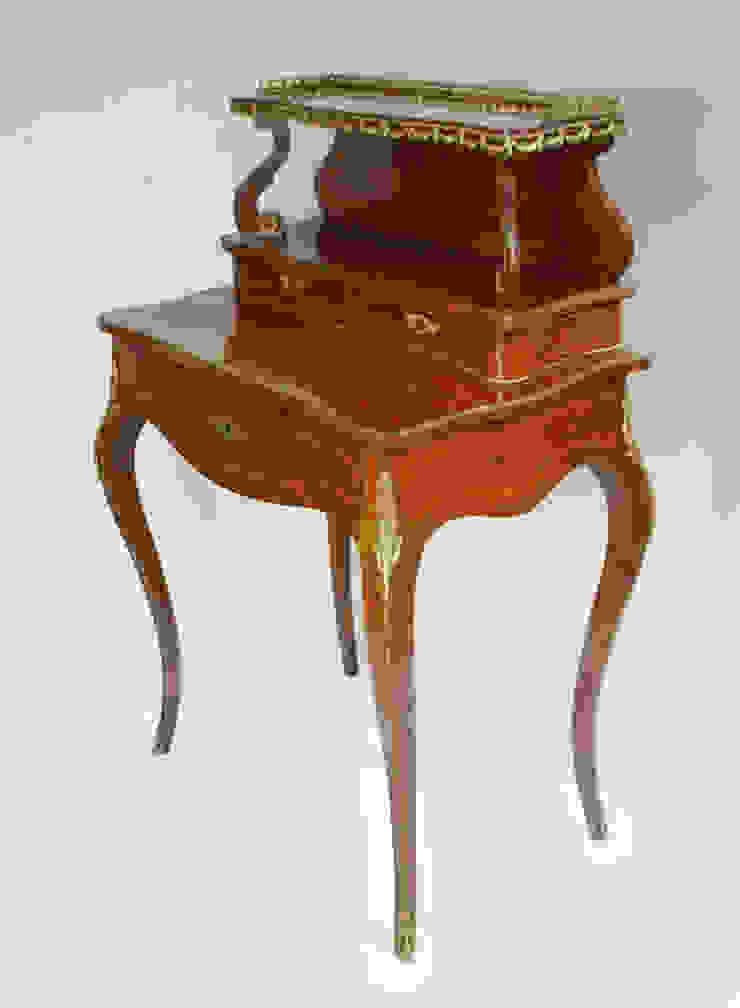 Damessecretaire stijl Louis XVI van Smeerling Antiek & Restauratie Klassiek Hout Hout