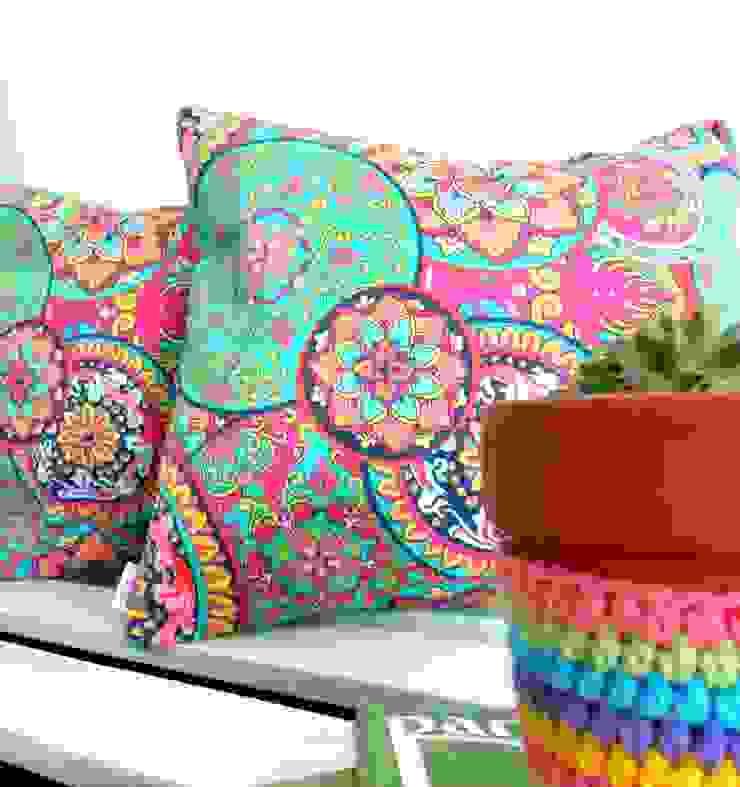 Textiles para renovar tu ambiente de Las Candelarias Moderno