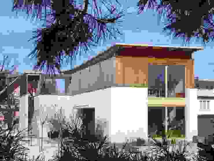 villa afp Maisons modernes par A.FUKE-PRIGENT ARCHITECTE Moderne