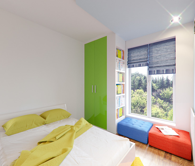 Nursery/kid's room by Insight Vision GmbH, Modern