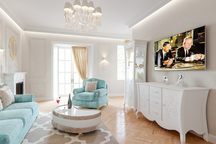 Salas de estar  por Insight Vision GmbH, Clássico