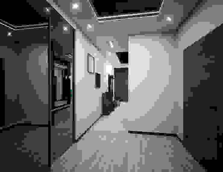 Insight Vision GmbH ห้องโถงทางเดินและบันไดสมัยใหม่