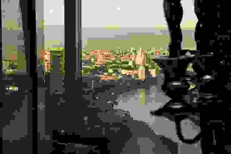 Из Москвы в Санкт-Петербург , 2012 год реализации. Окна и двери в стиле модерн от Дизайн-бюро'Гармония' Модерн