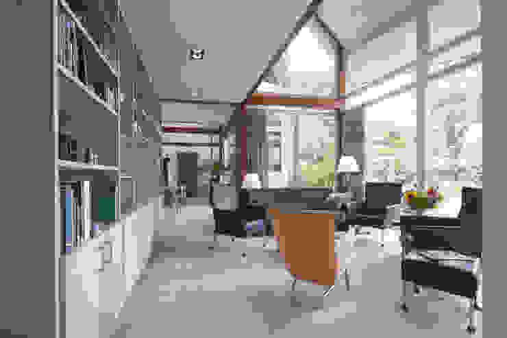 Den Ham 06:  Woonkamer door hamhuis architecten, Modern