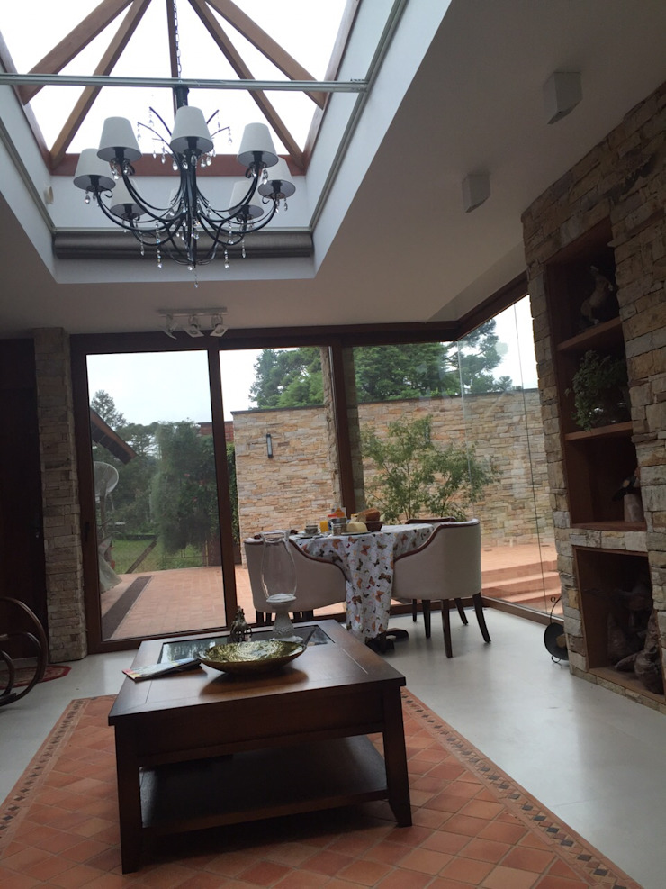 Casa de Campo por Henrique Lima Arquitetura