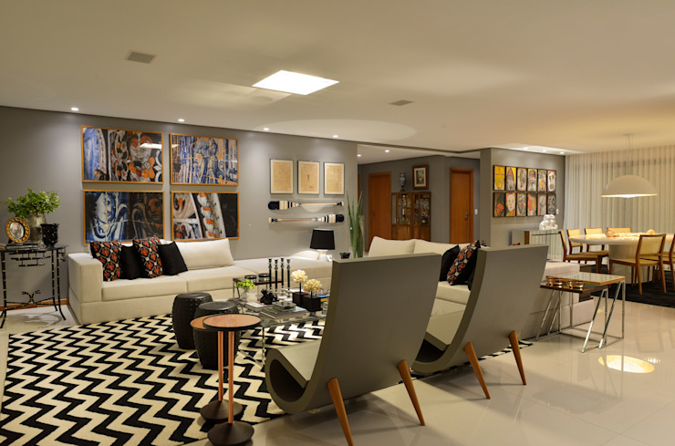 by Karine Crispim Arquitetura e Interiores
