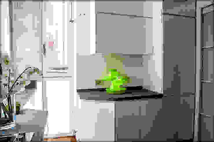 parete elettrodomestici Cucina moderna di My Home Attitude - Barbara Sala Moderno