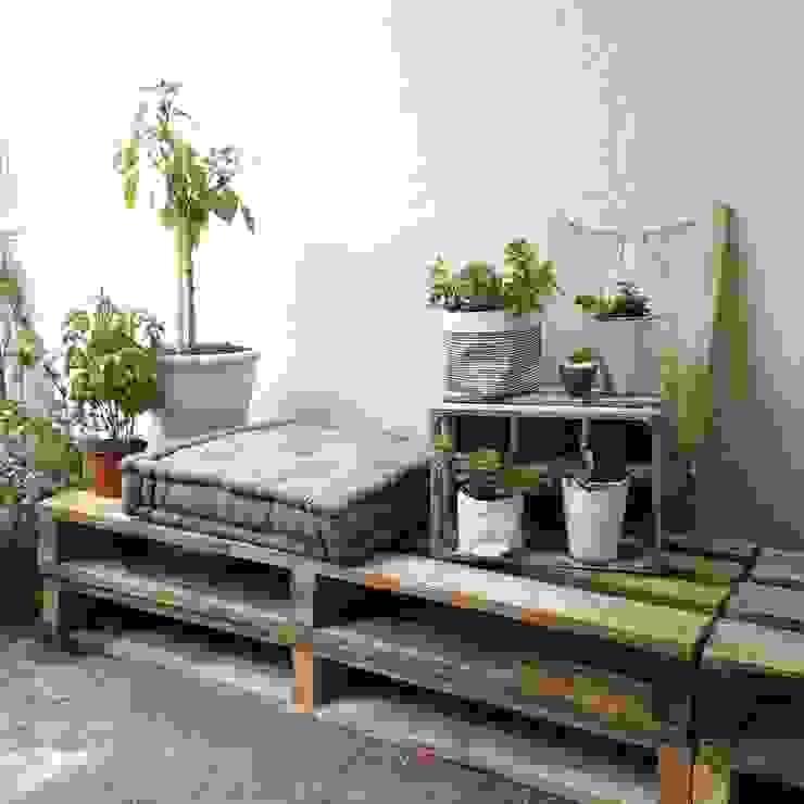 Amandine Leblanc Scandinavian style garden