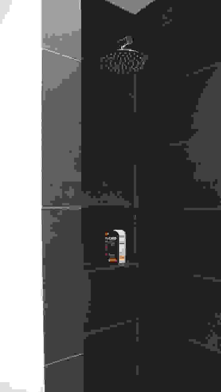 ''Groot resultaat met een bescheiden budget'' Industriële badkamers van meesderwerk Industrieel