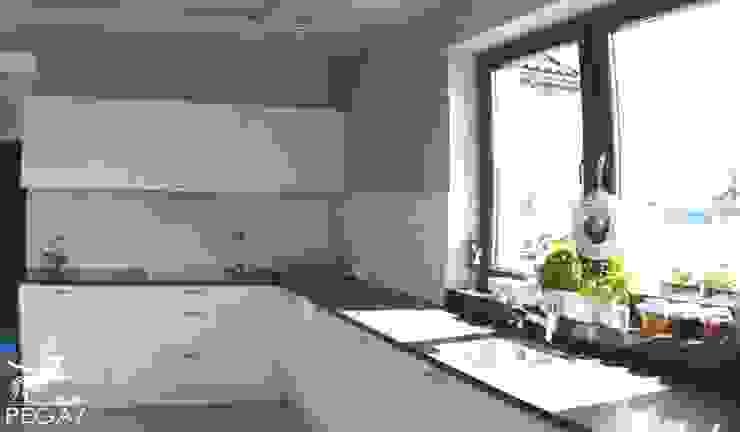 Klassische Küchen von Pegaz Design Justyna Łuczak - Gręda Klassisch