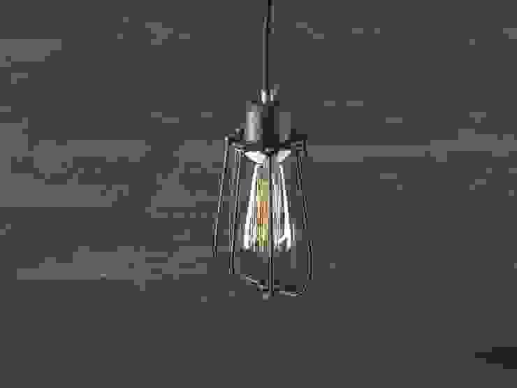 KOPENHAGEN LOFT RUSTY – LAMPA WISZĄCA od Altavola Design Sp. z o.o. Nowoczesny Matal