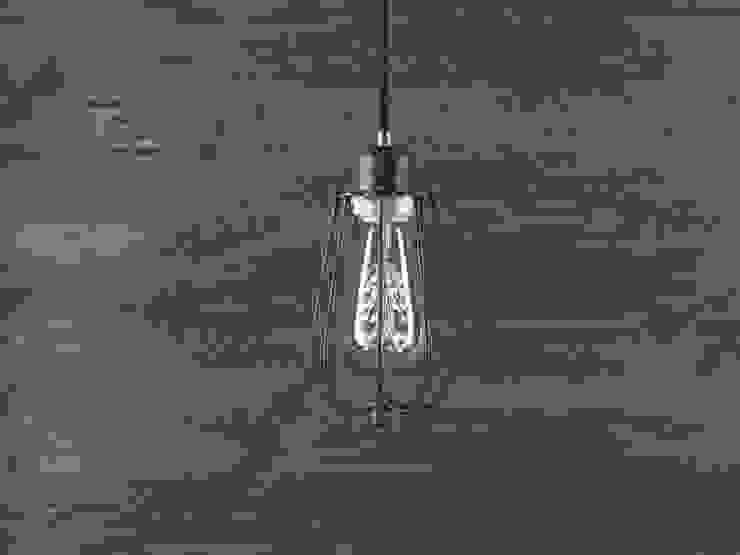 KOPENHAGEN LOFT RUSTY-LAMPA WISZĄCA LED od Altavola Design Sp. z o.o. Nowoczesny Matal
