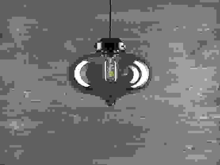 LONDON LOFT NO. 1S – LAMPA WISZĄCA od Altavola Design Sp. z o.o. Nowoczesny Szkło