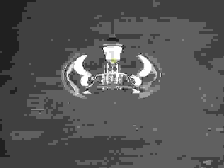 LONDON LOFT NO. 3 – LAMPA WISZĄCA od Altavola Design Sp. z o.o. Nowoczesny Szkło