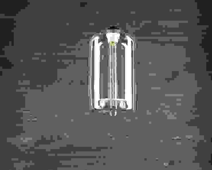 LONDON LOFT NO. 4 – LAMPA WISZĄCA od Altavola Design Sp. z o.o. Nowoczesny Szkło