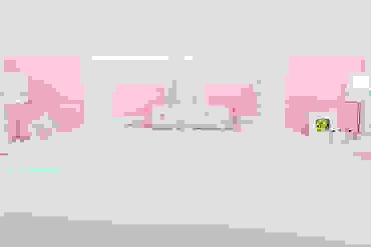 Quarto da Beatriz Quartos de criança ecléticos por Ângela Pinheiro Home Design Eclético