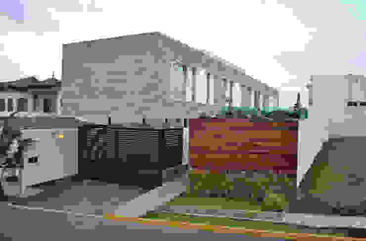 Casa Ivanna Casas modernas de OBRA BLANCA Moderno