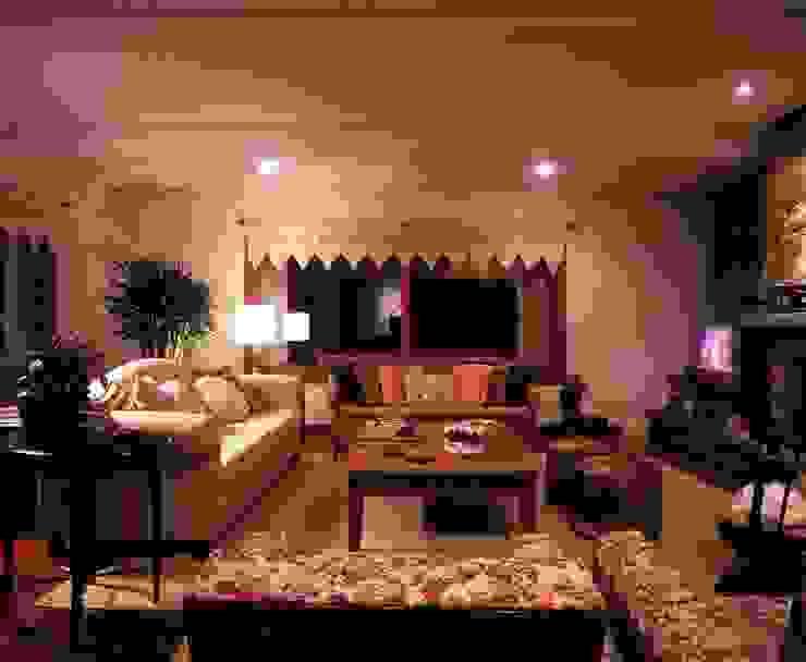 โดย IDALIA DAUDT Arquitetura e Design de Interiores ชนบทฝรั่ง