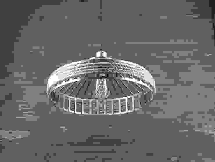 PRAGA LOFT – LAMPA WISZĄCA od Altavola Design Sp. z o.o. Nowoczesny Matal