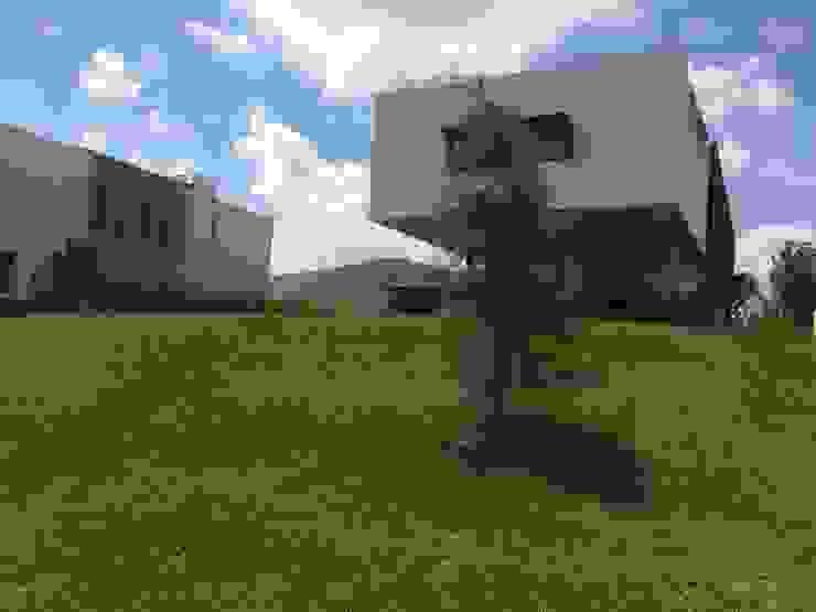 CASA AAB Casas modernas de STAHLBETON DESIGN Moderno