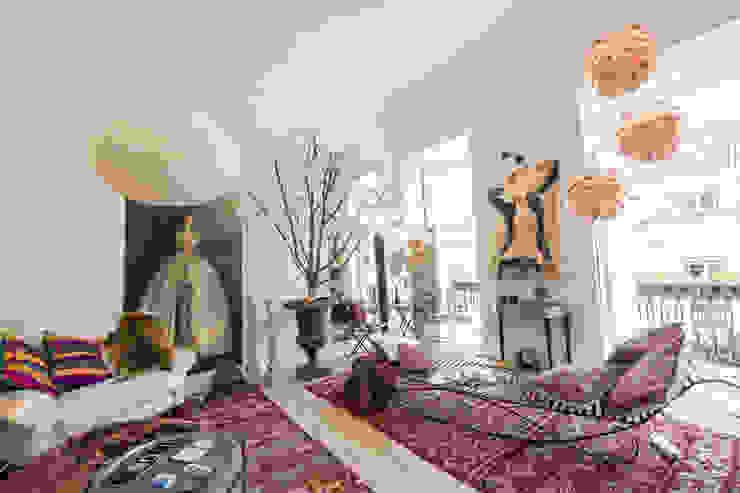 Casa Lisboa 2015 por Light & Store Asiático
