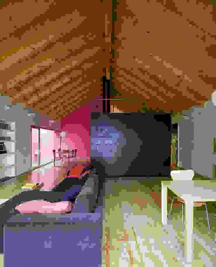 daniel rojas berzosa. arquitecto Living room