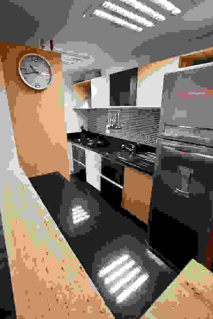 Apartamento Cozinhas modernas por RP Arquitetura Moderno