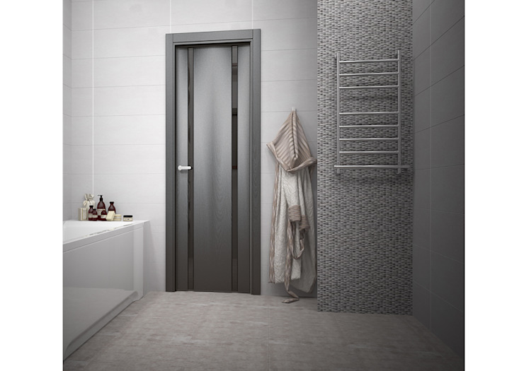 Квартира в современном стиле для девушки. Ванная комната в стиле минимализм от Альбина Романова Минимализм