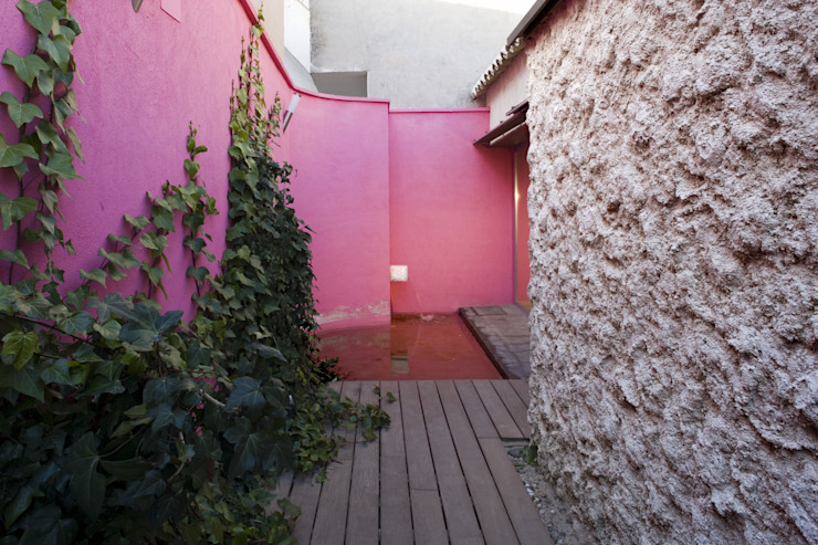Jardines de estilo minimalista de daniel rojas berzosa. arquitecto Minimalista