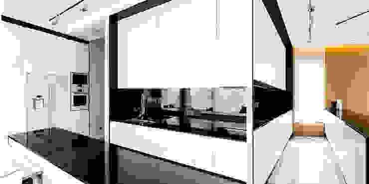 Anna Maria Sokołowska Architektura Wnętrz Modern kitchen