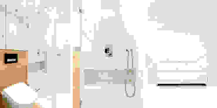 Anna Maria Sokołowska Architektura Wnętrz Modern bathroom