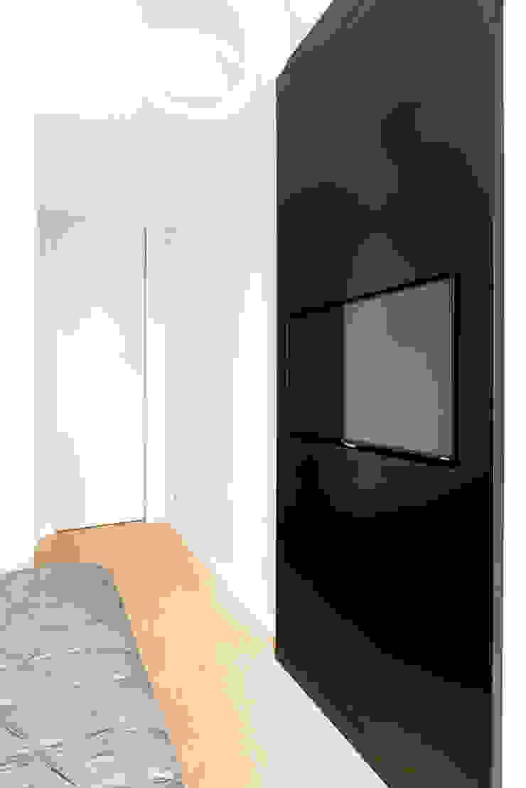 Anna Maria Sokołowska Architektura Wnętrz Modern style bedroom