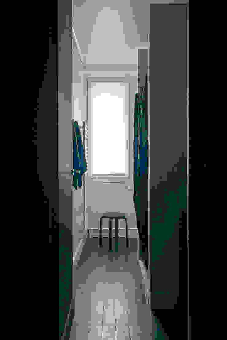 house#01 bagno Bagno minimalista di andrea rubini architetto Minimalista Ardesia