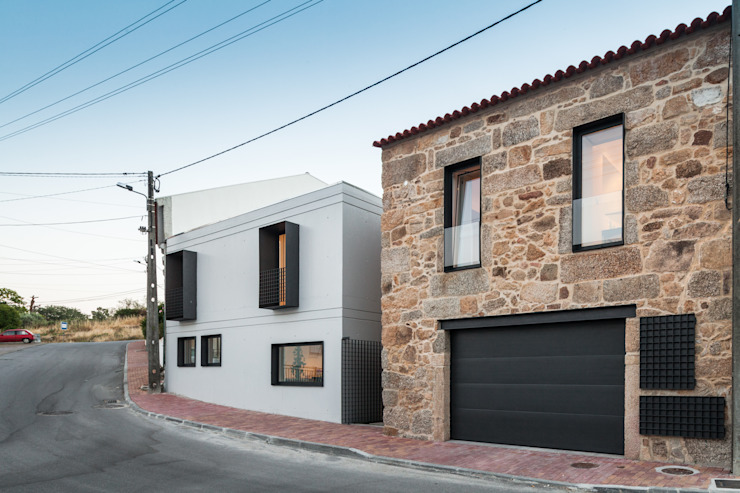 Houses by FPA - filipe pina arquitectura, Minimalist