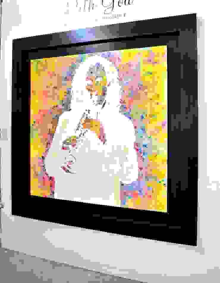 Galeria Ivan Guaderrama Dressing roomMirrors