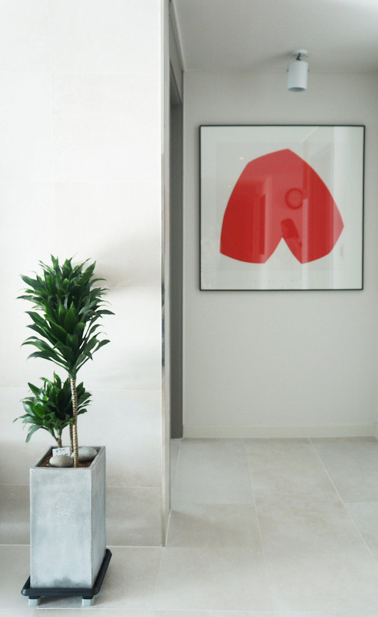 Modern living room by 마르멜로디자인컴퍼니 Modern