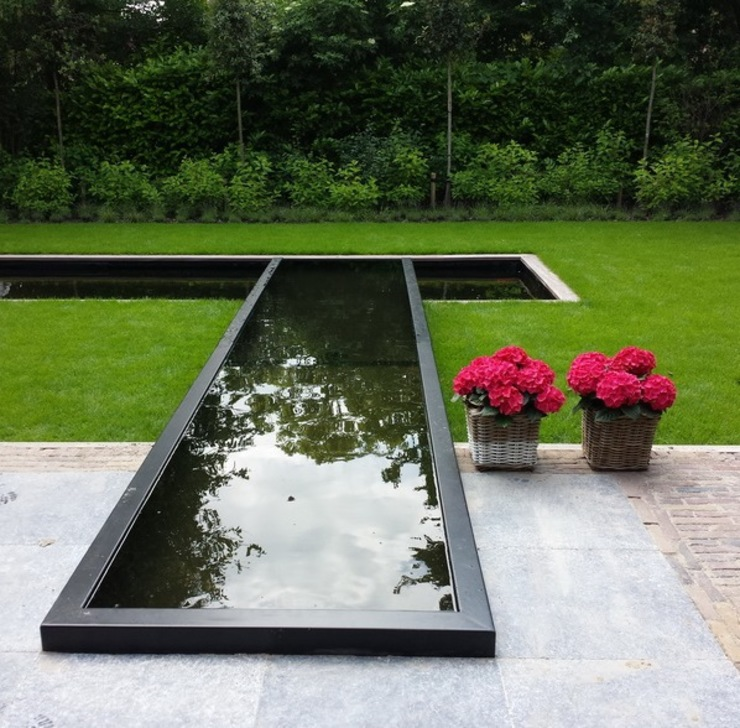 Projekty,  Ogród zaprojektowane przez MARTINELLI LUCE , Nowoczesny