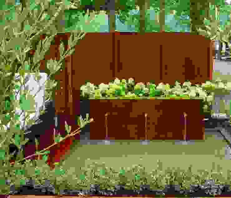 realisations Jardin moderne par MARTINELLI LUCE Moderne