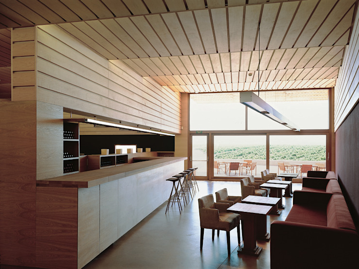 Salas / recibidores de estilo  por Ignacio Quemada Arquitectos