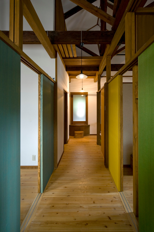 modern  by 川崎建築設計室, Modern
