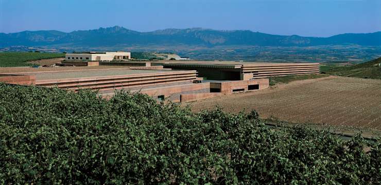 Bodegas Campo Viejo – Bodegas Juan Alcorta. La bodega Bodegas de vino de estilo minimalista de Ignacio Quemada Arquitectos Minimalista