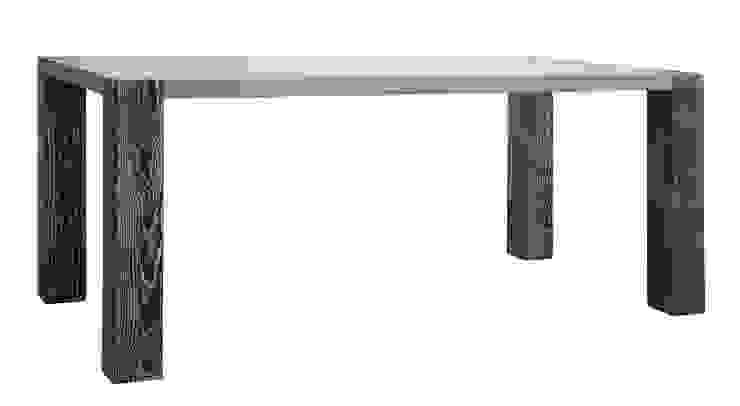 ALTAVOLA NO. 1.C od Altavola Design Sp. z o.o. Nowoczesny Drewno O efekcie drewna
