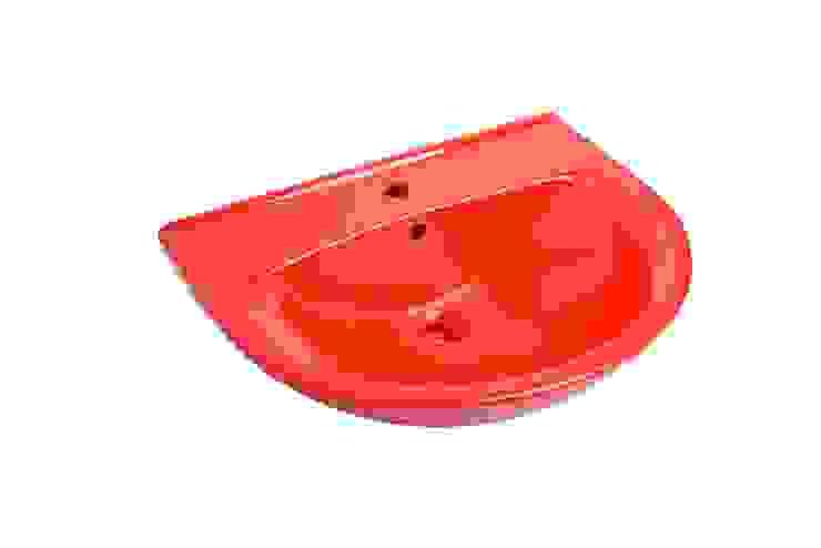 Nowa Droga W Standardach 衛浴洗手台 Red